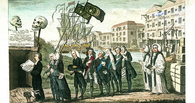 Act of Parliament: Stamp Act