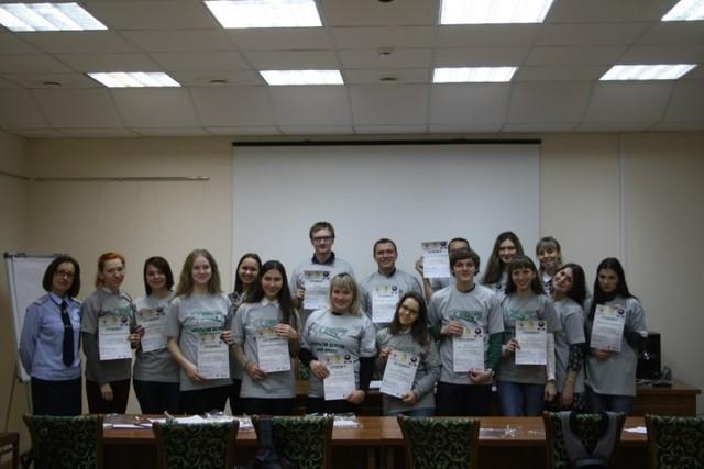 Встреча с волонтерами прошла в кировском центре «Дорогою добра» Новости Встреча с волонтерами прошла в кировском центре «Дорогою добра»