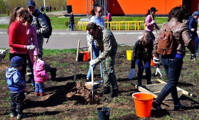 Экология, социальное волонтёрство и акции ко Дню Победы. В Кирове прошёл Гражданский форум - 2018