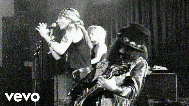 Guns and Roses - Sweet Child O'mine