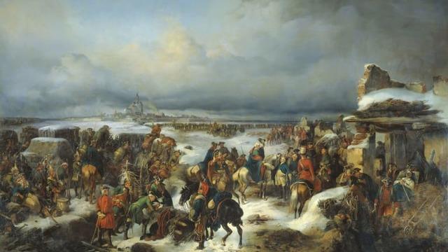Seven Year War (1756-1763)