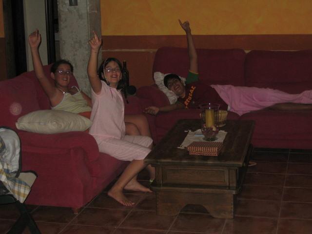 Lagunak familia