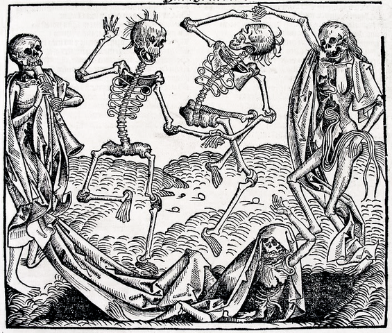 The Black Death (1347-1351)