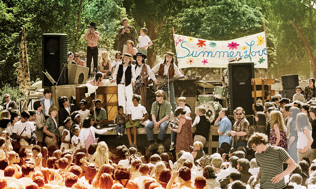 "San Franciso ""summer of love"" begins"