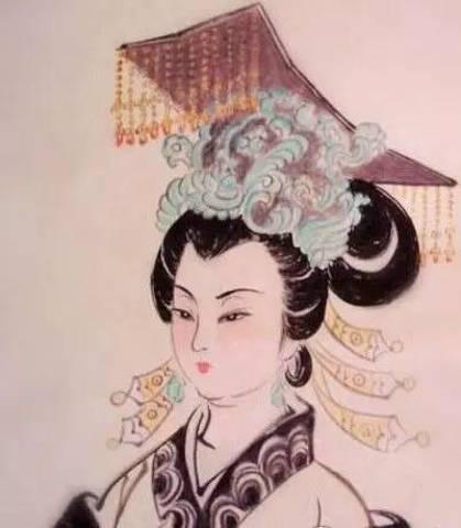 Empress Wu Begins Rule