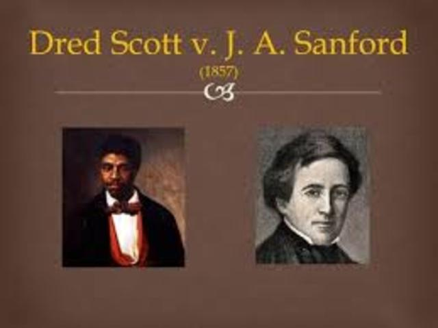 Dred Scott VS. Sandford