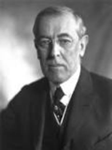 Woodrow Wilson / 14 points