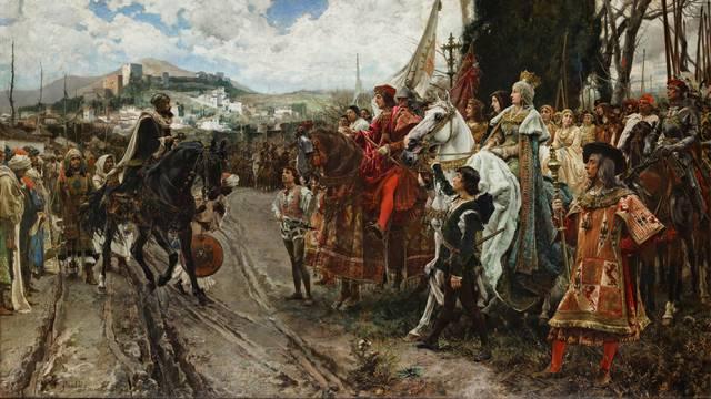Castilla se anexionó el reino de Granada