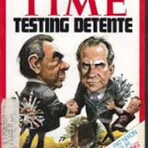 Richard Nixon / Détente