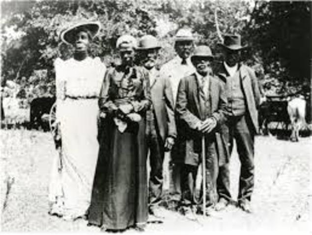 Free Black Communities (Industrial Revolution)