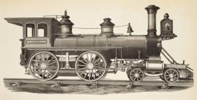Changes in Transportation (Railroads)