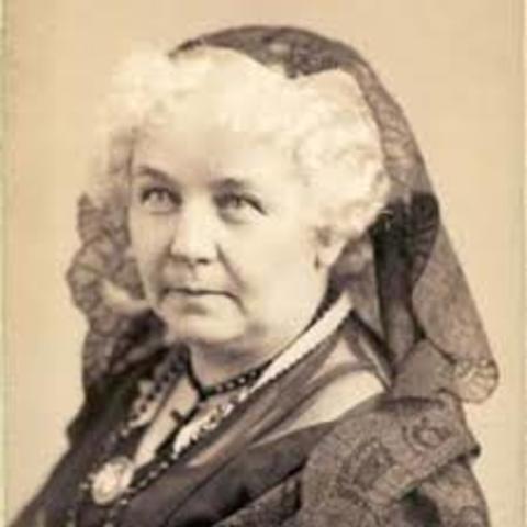 Seneca Falls Convention (Suffrage)