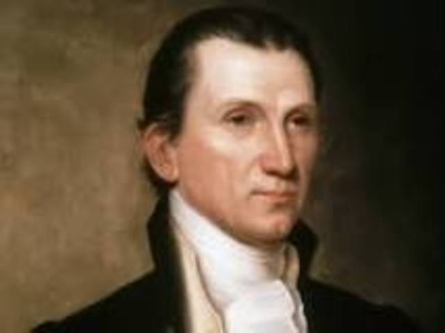 James Monroe / Adams-Onis Treaty