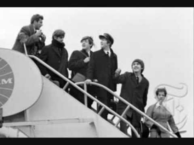 Beatles Arrive In the US