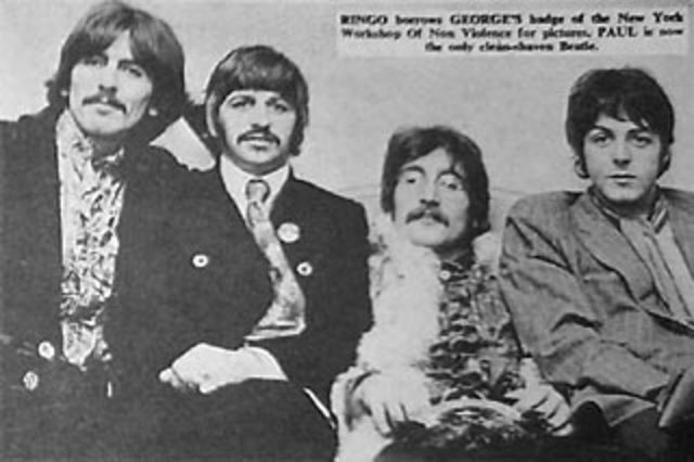 Beatles Release Sargent Peper Album