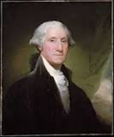 George Washington / Pinckney's Treaty