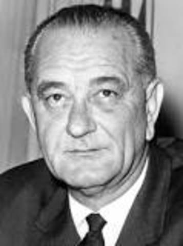 Lyndon B. Johnson / Civil Rights Act of 1965