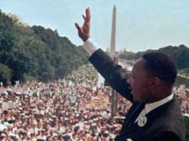 "Dr.Kings ""I have a dream speech"""