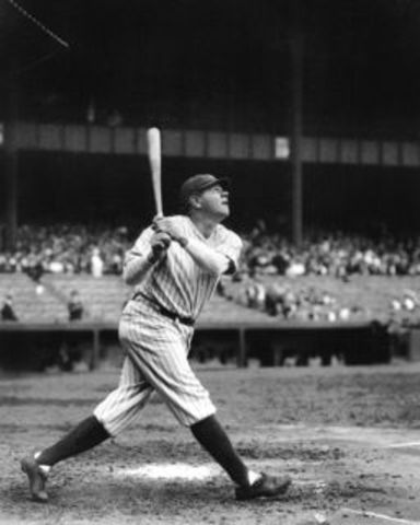 Roger Maris beats babe ruths record