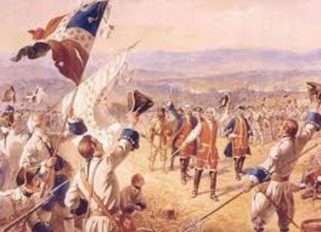 Seven Years War / French and Indian War