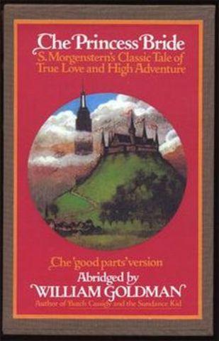 The Princess Bride - literature - William Goldman