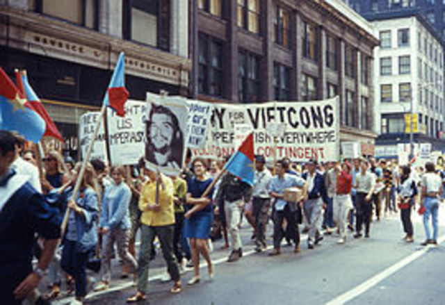 protest 1968 democratic convention