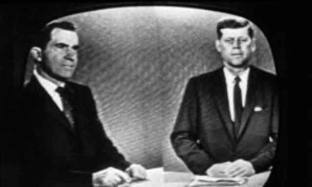 First TV Presidential Debate