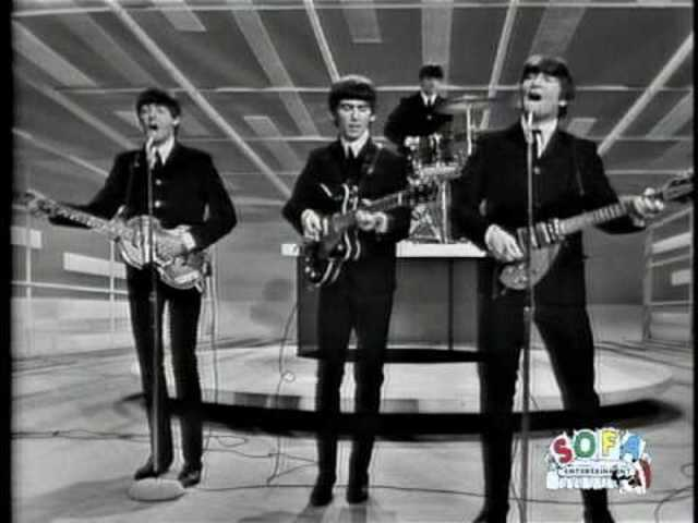 Beatles Play on Ed Sulivan Show