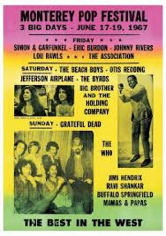Monterey Music Festival