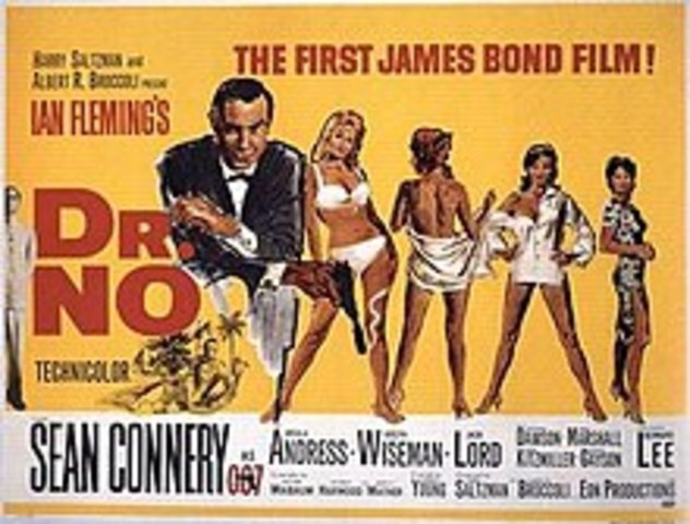 First James Bond Movie