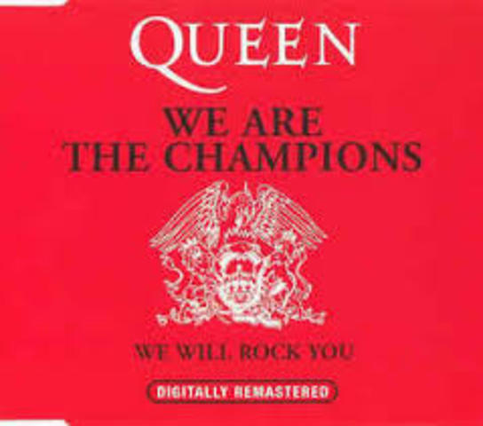 We are the Champions - Music - Queen