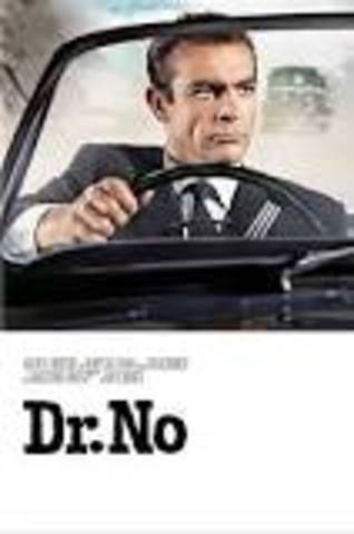 Dr. No the first James Bond movie premiers