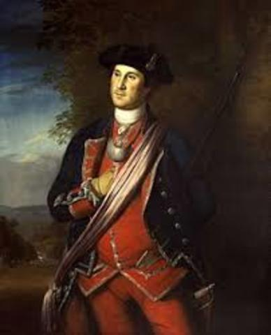Washington's role in 7 years war