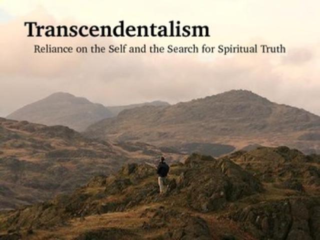 Transcendentalism