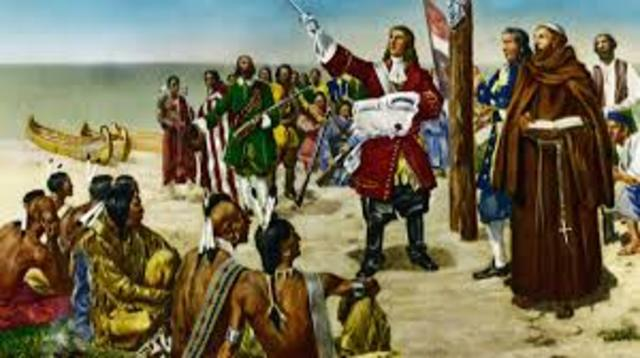 Seven-years' War/ French and Indian War