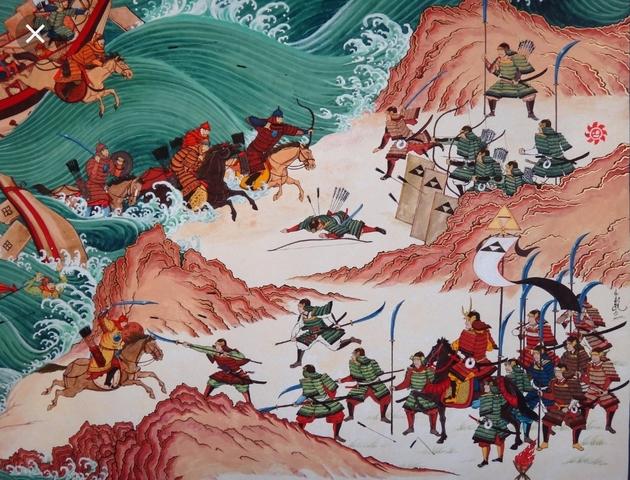 Mongol Attacks