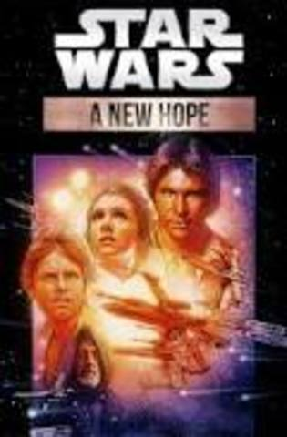 Star Wars - A New Hope - film