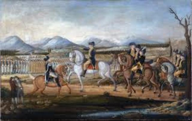 Whiskey Rebellion: First National Test