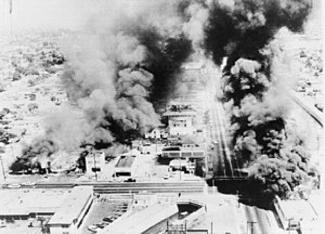 Watts Race Riots