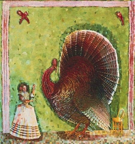 Turkey - Judith Linhares - bad painting