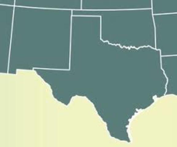 Texas (Westward Expansion)
