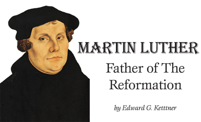 Reformation: Martin Luther and 95 Thesis