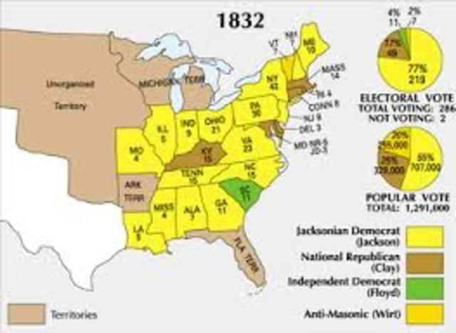 Election of 1832