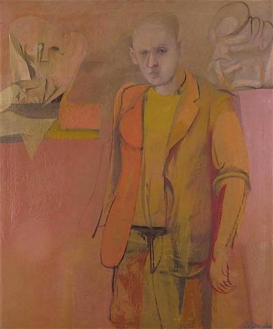 Standing Man- de Kooning