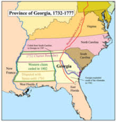 Georgia Colony