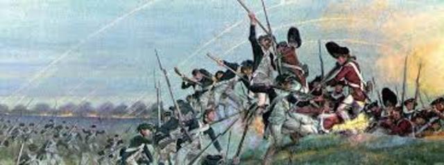 Battle of Yorktown and Treaty of Paris 1783