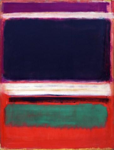 No. 3/ No. 13- Rothko