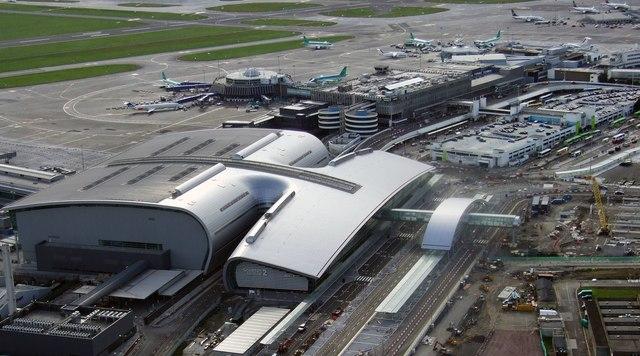 Dublin Airport- Desmond FitzGerald