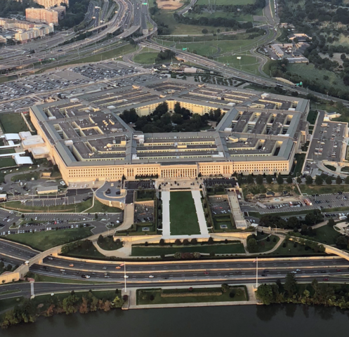 The Pentagon-George Bergstrom