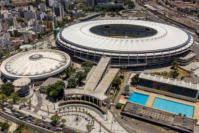 Maracanã Stadium- Waldir Ramos